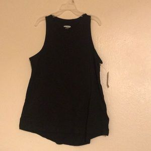 Black tank tops from old navy new with tags